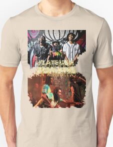 Flatbush Zombies 3001 The Tour 2016 AG04 T-Shirt