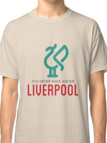 LIVERPOOL JERSEY Classic T-Shirt
