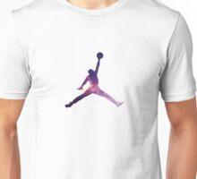 Galaxy Jumpman Unisex T-Shirt