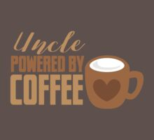 UNCLE powered by coffee Baby Tee