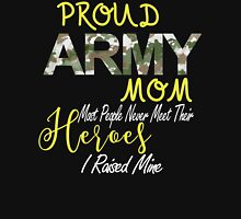 Proud Army Mom Unisex T-Shirt