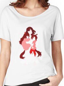 Wolf Children (Wall art and shirts) Women's Relaxed Fit T-Shirt