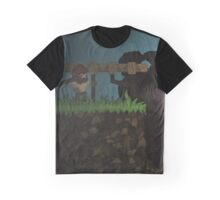 The Miner's life - PIXEL ART Graphic T-Shirt