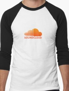 SoundCloud Men's Baseball ¾ T-Shirt