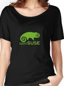 OpenSuse Women's Relaxed Fit T-Shirt