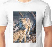 Cheetah Cubs Unisex T-Shirt