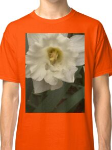 Snow Daffodil If you like, please purchase, try a cell phone cover thanks Classic T-Shirt