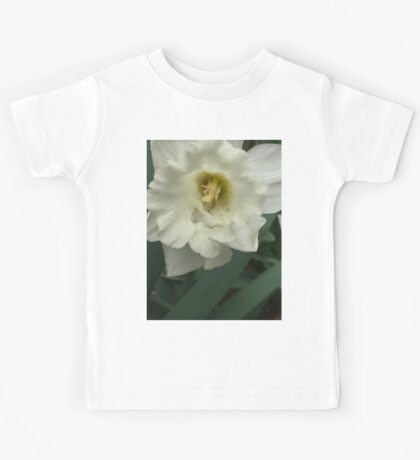Snow Daffodil If you like, please purchase, try a cell phone cover thanks Kids Tee