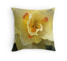 Daffodil's Galore  Throw Pillow