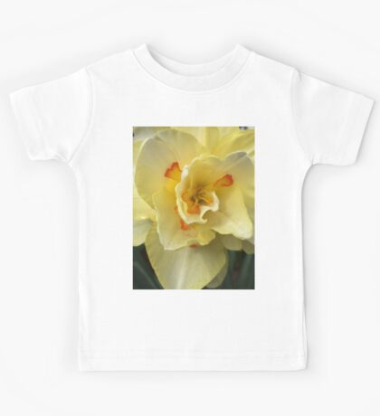 Yellow Orange Daffodil  If you like, please purchase, try a cell phone cover thanks Kids Tee