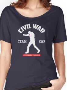 #YOUAREMYMISSION - TEAM CAP Women's Relaxed Fit T-Shirt