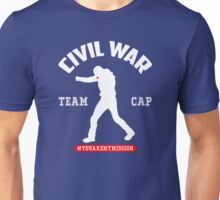 #YOUAREMYMISSION - TEAM CAP Unisex T-Shirt