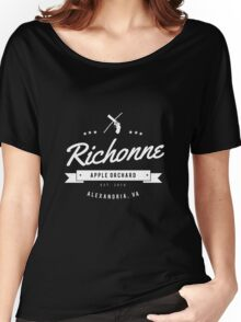 Richonne - Rick & Michonne (Dark) Women's Relaxed Fit T-Shirt
