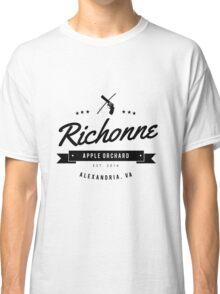Richonne - Rick & Michonne Classic T-Shirt