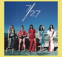 Fifth Harmony 7/27 Kids Tee