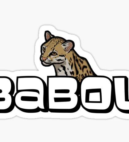 Babou Sticker