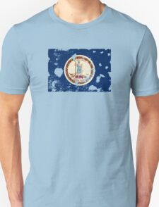 Virginia Splatter Unisex T-Shirt