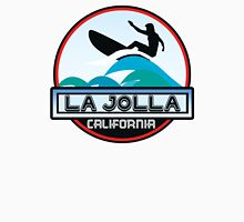 Surfing LA JOLLA California Surf Surfboard Waves Ocean Beach Vacation Unisex T-Shirt