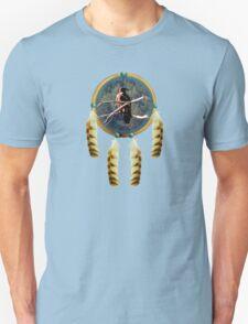 Eagle Totem Shield  Unisex T-Shirt