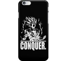 CONQUER (Gohan) iPhone Case/Skin