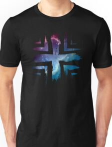 Plus Symbol - Universe Edition Unisex T-Shirt