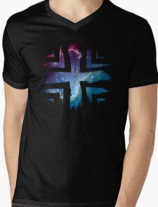 Plus Symbol - Universe Edition Mens V-Neck T-Shirt