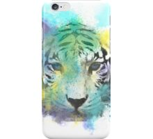 Abstract Tiger iPhone Case/Skin