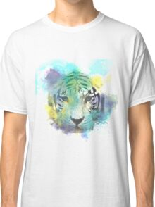 Abstract Tiger Classic T-Shirt