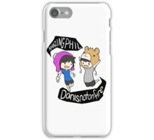 Phil and Dan Amazing iPhone Case/Skin