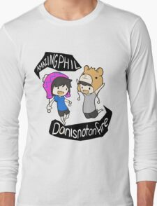 Phil and Dan Amazing Long Sleeve T-Shirt