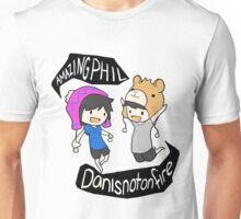 Phil and Dan Amazing Unisex T-Shirt