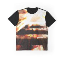 Blood Mirror Graphic T-Shirt