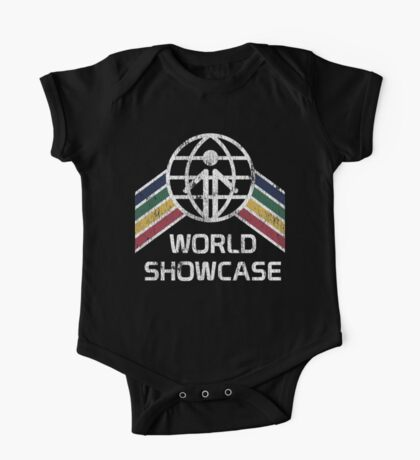 World Showcase T-Shirt One Piece - Short Sleeve
