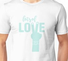 Lot of Love Unisex T-Shirt