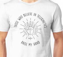 Vonnegut Telekinetics Unisex T-Shirt