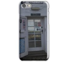 Reflections of Civilization on Ilkley Moor  iPhone Case/Skin