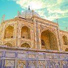 Taj Mahal by Neha  Gupta