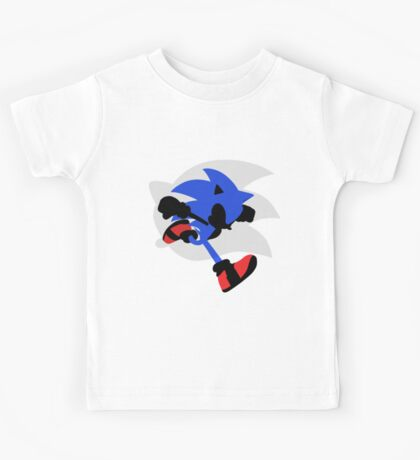 Sonic Silhouette Kids Tee