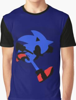 Sonic Silhouette Graphic T-Shirt