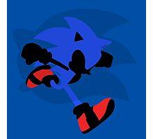 Sonic Silhouette Photographic Print