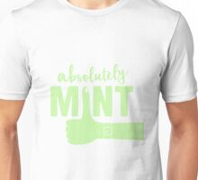 Absolutely Mint Unisex T-Shirt