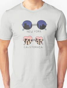New York | California T-Shirt