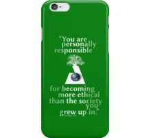 ethical iPhone Case/Skin