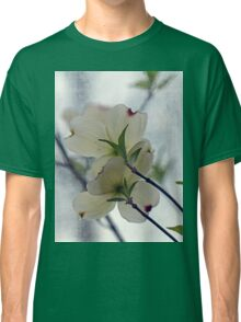 Dogwood Blossoms Classic T-Shirt