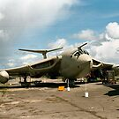 RAF Victor  by Woodie