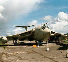 RAF Victor  by Woodie