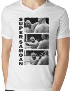 Mark Hunt - Super Somoan Mens V-Neck T-Shirt