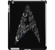 Live Long & Prosper - Star Trek Classic Doodles iPad Case/Skin