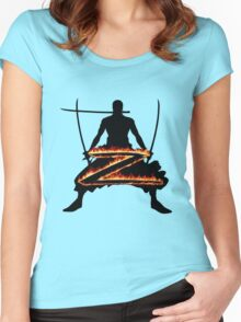 Z for Zoro Women's Fitted Scoop T-Shirt