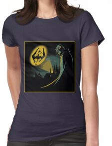 Dragonborn Womens Fitted T-Shirt
